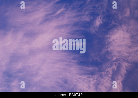 Clouds - Stock Image