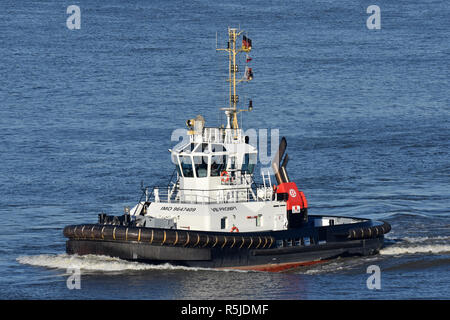 Tugboat VB Prompt - Stock Image