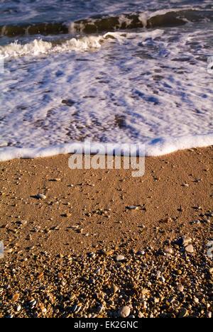 Adriatic Sea, Senigallia, Marche, Italy - Stock Image