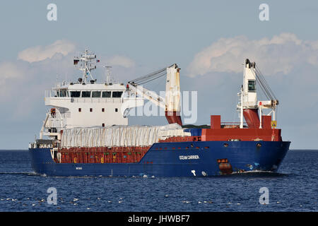 Ocean Carrier - Stock Image