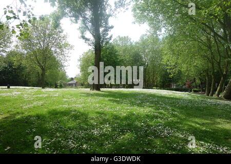 Cherry Gardens, Rotherhithe , Southwark, London  UK - Stock Image