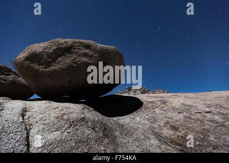 Balancing Rock - Stock Image