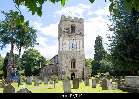 St Peter's Church, Thorney Lane, Iver, Buckinghamshire, England, United Kingdom - Stock Image