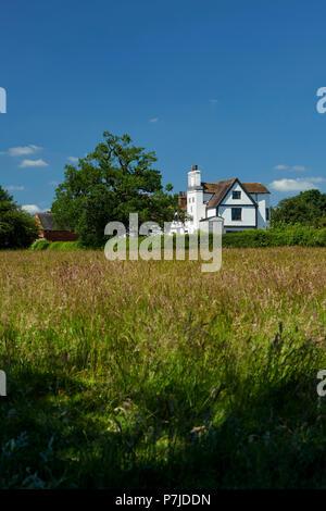 Boscobel House Boscobel Shropshire West Midlands England UK - Stock Image
