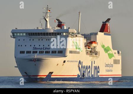 Ferry Mecklenburg-Vorpommern - Stock Image