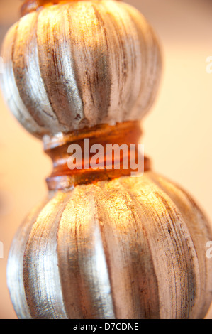 lamp base - Stock Image
