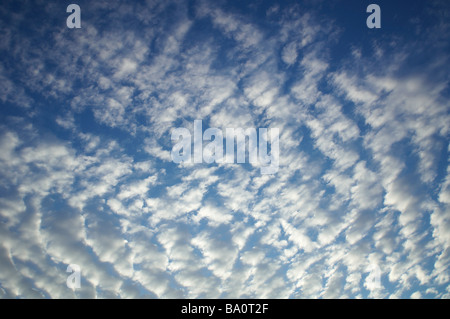 Cloud patterns - Stock Image
