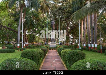 Nana Nani Park, Mumbai, India - Stock Image