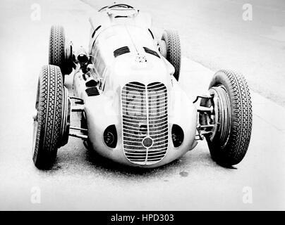 1949 Maserati 4C Jersey Road Race - Stock Image