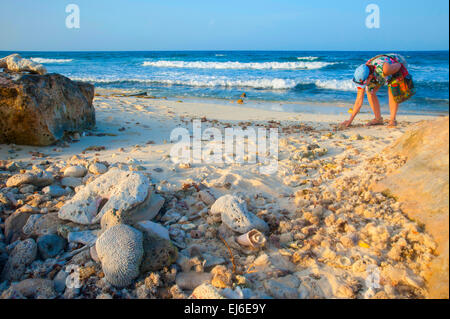 Isla Mujeres - Stock Image
