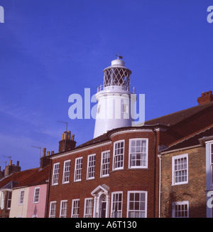 Lighthouse at Southwold Suffolk England UK - Stock Image