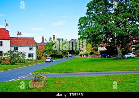 Alborough, North Yorkshire, England - Stock Image