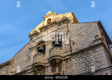 The church of 'Uspenie bogomatere', Sibenik, Croatia - Stock Image