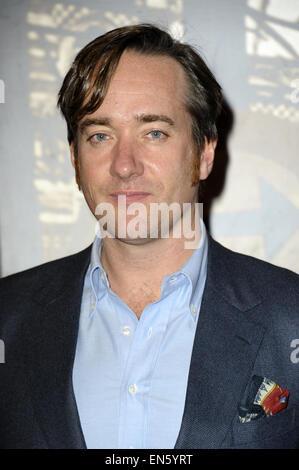 Specsavers Crime Thriller Awards 2014 at the Grosvenor Hotel London - Arrivals  Featuring: Matthew Macfadyen Where: - Stock Image