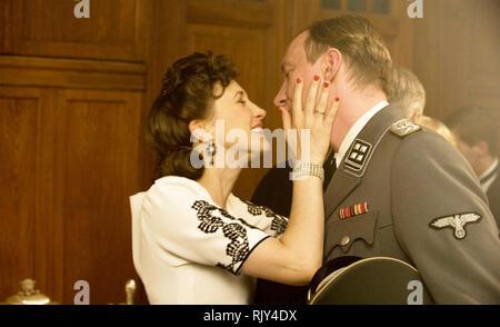 THE BOY IN THE STRIPED PJAMAS 2008 Miramax film with Vera Farmiga and David Thewlis - Stock Image