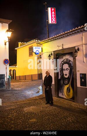 Portugal, Madeira Island, Funchal, Old Town, Rua da Santa Maria - Stock Image