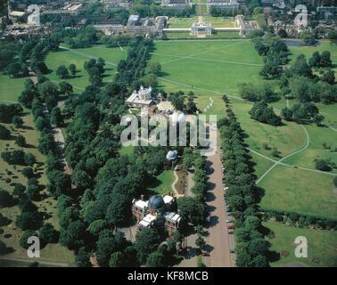 United Kingdom London Royal Observatory Greenwich - Stock Image
