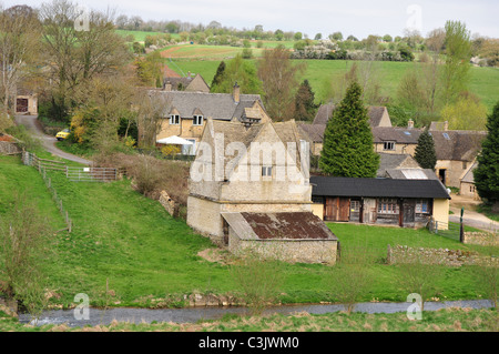 Historic Dovecot, Naunton, Gloucestershire - Stock Image