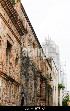 Casco Antiguo de Panamá - Stock Image
