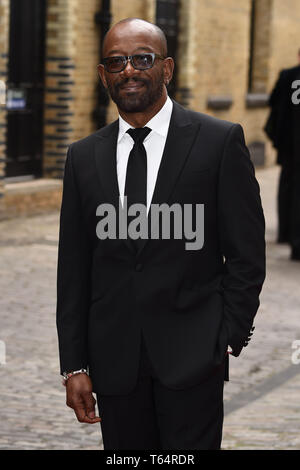 LONDON, UK. April 28, 2019: Lennie James at the BAFTA Craft Awards 2019, The Brewery, London. Picture: Steve Vas/Featureflash - Stock Image