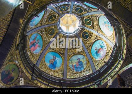 the Lluc Sanctuary - Stock Image