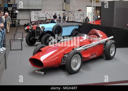 Maserati 250 F collection car - Stock Image