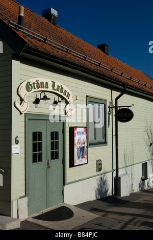 sigtuna movie theatre - Stock Image