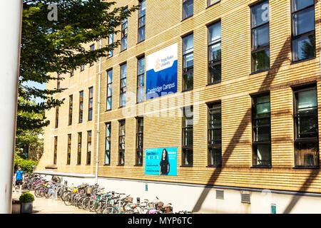 Cambridge Campus, Anglia Ruskin University Cambridge, Anglia Ruskin University, Anglia Ruskin Cambridge, Anglia Ruskin University Cambridge campus, - Stock Image