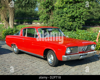 1966 Plymouth Barracuda - Stock Image