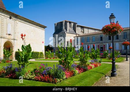 Saint Emilion, Town Hall, Aquitaine, France - Stock Image