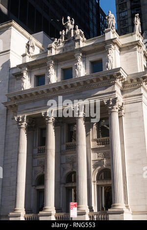 Appellate Division Courthouse of New York State, NYC, USA - Stock Image