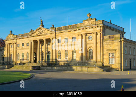 The Crown Court Building in York City Centre - Stock Image