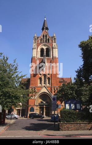 Union Chapel Islington London - Stock Image