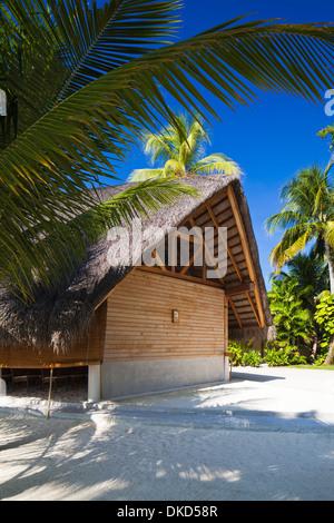 The Eco Centre at Kuramathi Island Resort, Maldives. - Stock Image