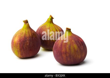 Fresh Figs isolated - Stock Image
