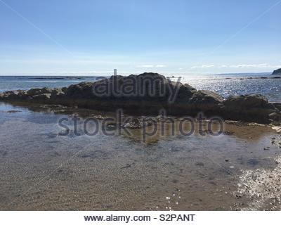 Kildonan, Arran, scotland - Stock Image