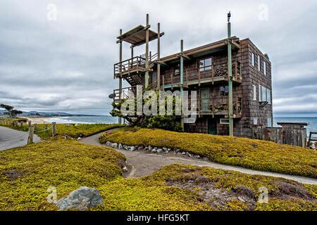 Monterey Peninsula , Sweet home - Stock Image