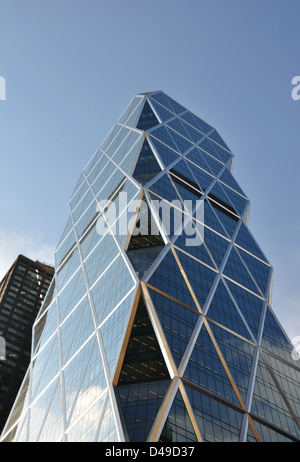 Modern architecture in New York City, USA - Stock Image