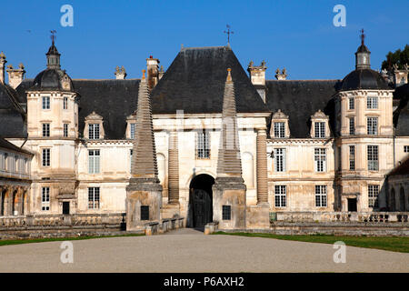 France, Bourgogne Franche Comte, Yonne department (89)Tanlay, Tanlay castle - Stock Image