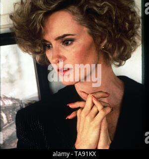 FAR NORTH (1988)  JESSICA LANGE  SAM SHEPARD (DIR)  ALIVE FILMS/MOVIESTORE COLLECTION LTD - Stock Image