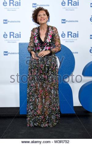 Matilde D'Errico milano, 13-07-2019 - Stock Image