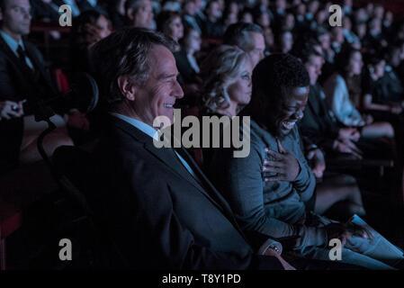 THE UPSIDE (2017)  BRYAN CRANSTON  KEVIN HART  NEIL BURGER (DIR)  STX ENTERTAINMENT/MOVIESTORE COLLECTION LTD - Stock Image