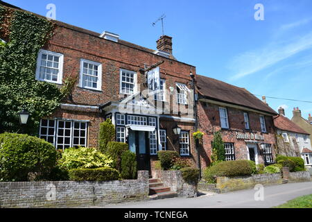 The Shoulder of Mutton, Wendover town centre, Buckinghamshire, UK - Stock Image