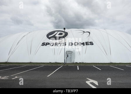 JD Sports dome, Seaton Carew, UK - Stock Image