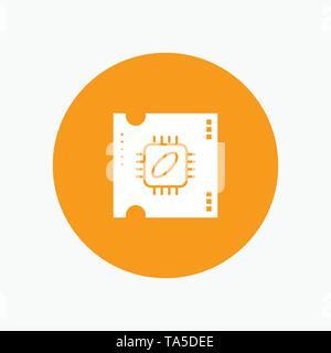 Cpu, Microchip, Processor, Processor Chip - Stock Image