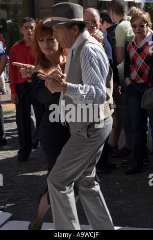 Tango couple A - Stock Image