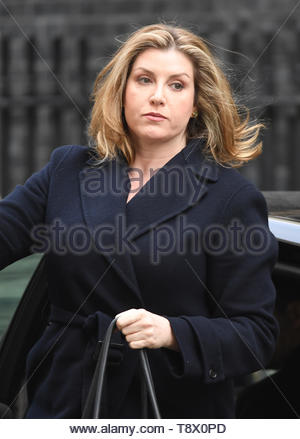 File photo dated 26/03/19 of Defence Secretary Penny Mordaunt, who is set to announce British troops facing investigation over alleged historical offences will be granted stronger legal protections. - Stock Image