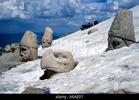 Turkey Eastern Anatolia Nemrut Dagi - Stock Image