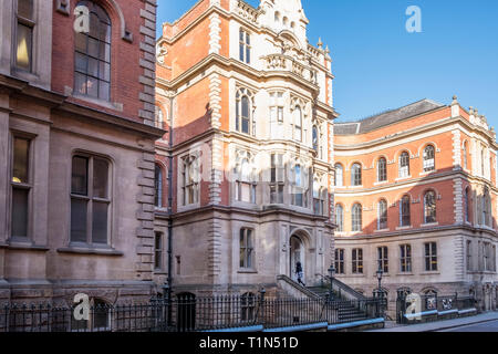 The Adams Building, Nottingham, England, UK - Stock Image