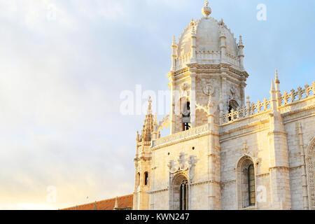 Mosteiro dos Jeronimos - Stock Image